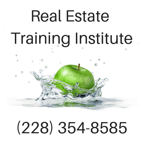 Real Estate Training Institute School and Online Biloxi MS