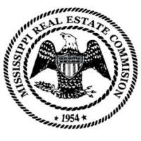 Mississippi Real Estate Commission .Mississippi Real Estate Commission