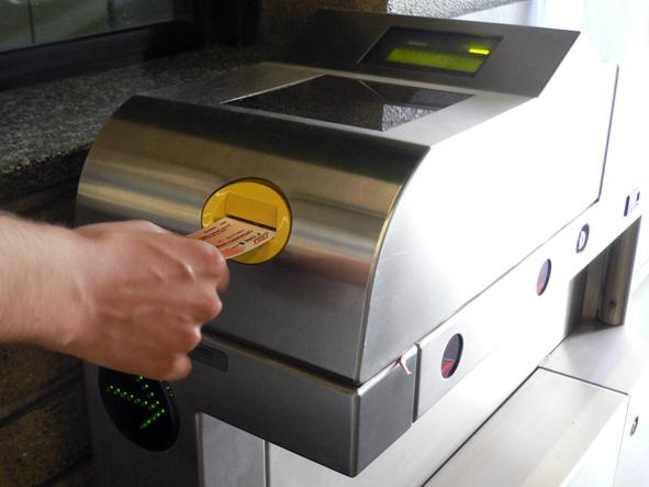 Tornello ATM