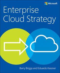 Free E-Book: Microsoft Press : Enterprise Cloud Strategy
