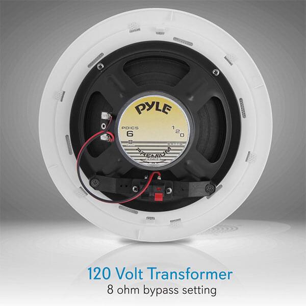 Pyle PDICS6 ჭერის დინამიკი