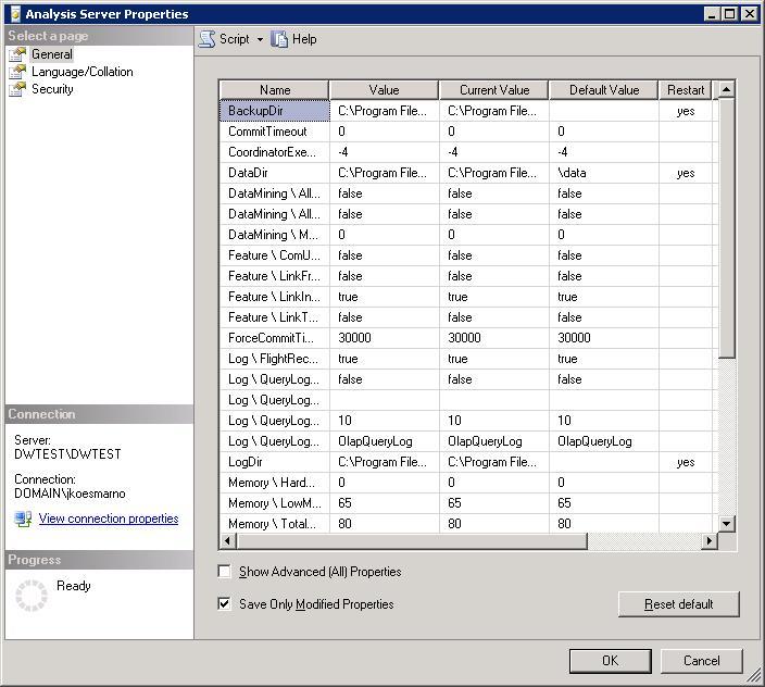 Ms SQL Girl | Undo Bad Tabular Mode Analysis Server Properties