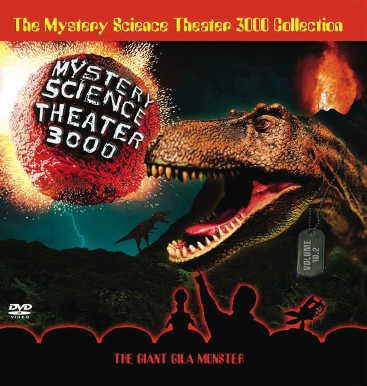 Giant Gila Monster single disk