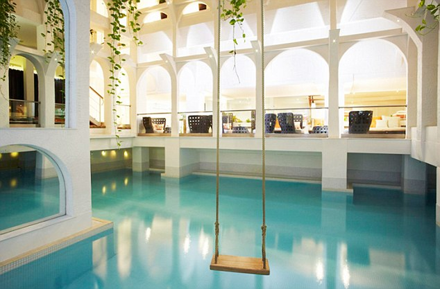 Sanctuary Spa - Covent Garden