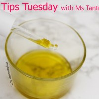 Tips tuesday on mstantrum