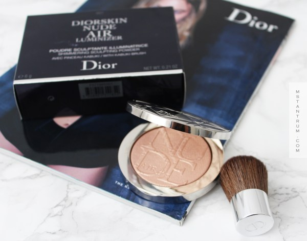 Diorskin Nude Air Luminizer | Skyline Fall 2016 Collection