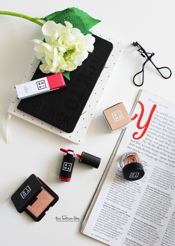 3INA Makeup Bestsellers review