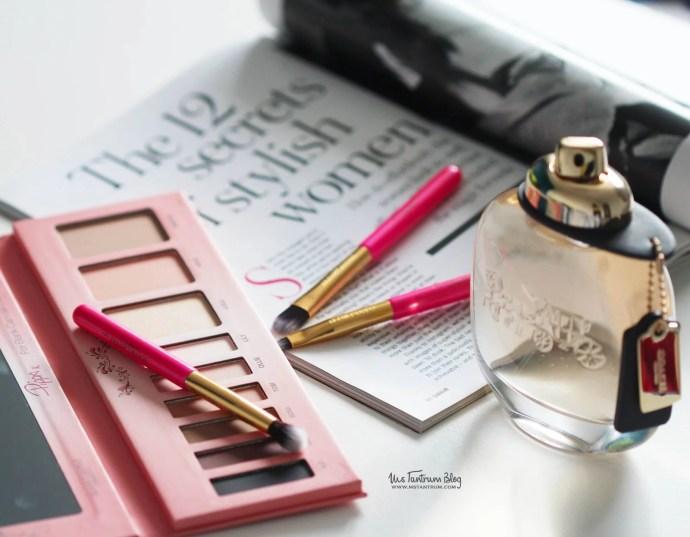 Coach Fragrance & Blank Canvas Cosmetics x Pippa Palette