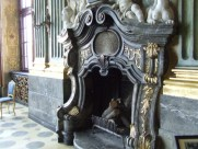 wnętrze Zamku Książ w Wałbrzychu