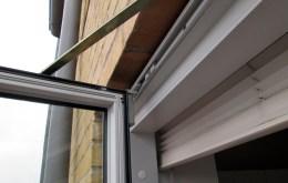 Ventilationsvinduet ligner til forveksling et traditionelt vindue