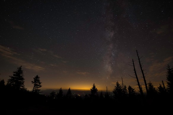 Milky Way - Clingman's Dome