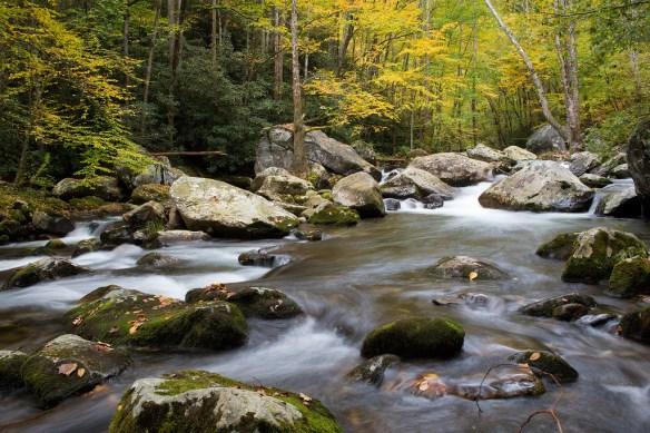 Big Creek Cascades - Autumn