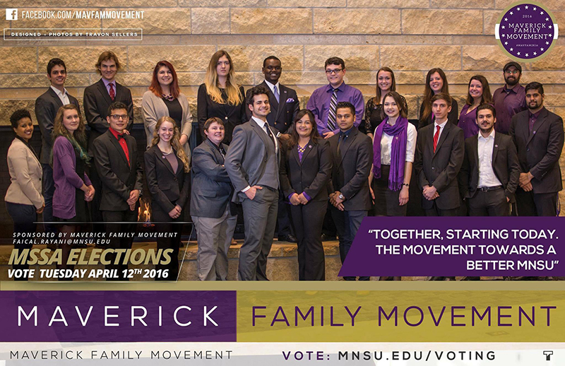 Maverick Family Movement