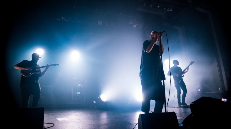 Glassjaw delivers epic performance at Varsity Theatre