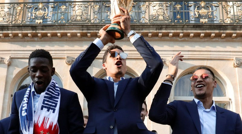 France, 2018 FIFA World Cup champions