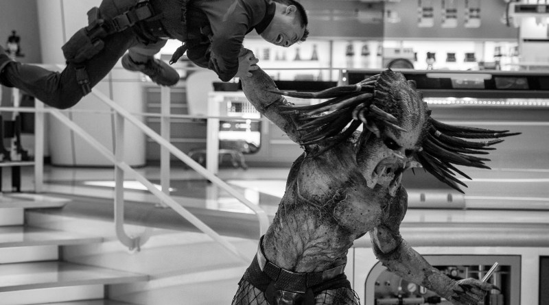 """Predator"" is a flawed, but fun ride"