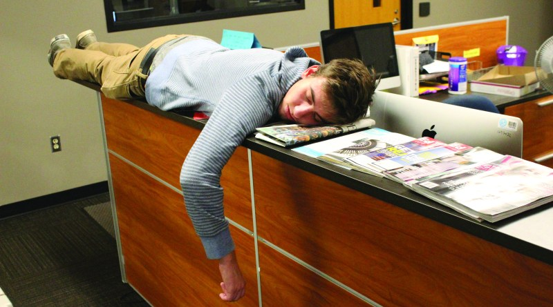 College Life: Top five places to take a nap on campus