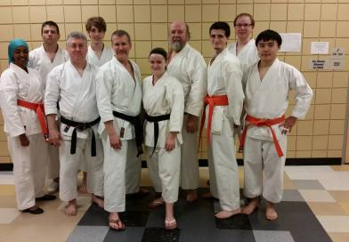 Shotokan Karate teaches students defense and discipline