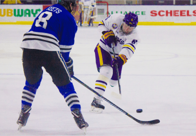 Mav hockey will chase WCHA title this weekend