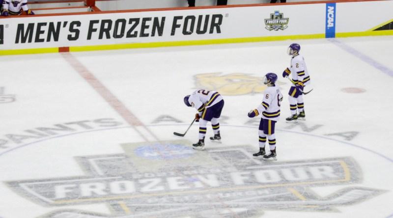 Mavericks drop Frozen Four match against St. Cloud