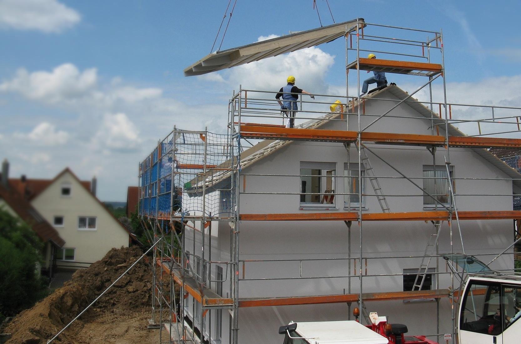 nieuwbouw woning