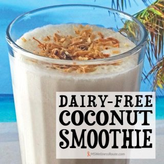 Dairy-Free Coconut Smoothie