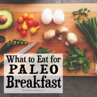 What to Eat for Paleo Breakfast