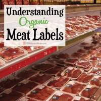 Understanding Organic Meat Labels