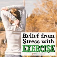 Relief from Stress with Exercise