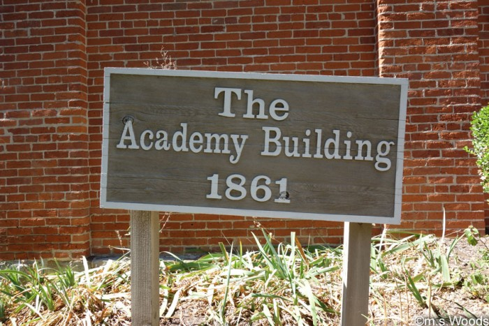academy-building-and-museum-sign-mooresville