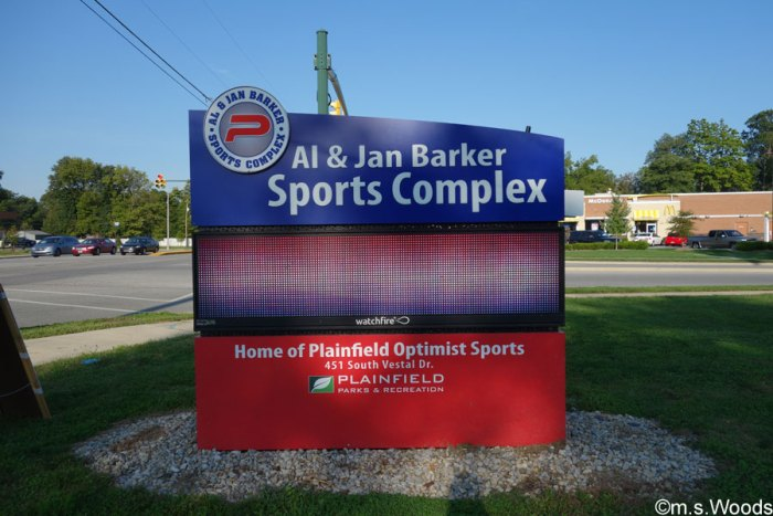 al-and-jan-barkers-athletic-complex-sign-plainfield