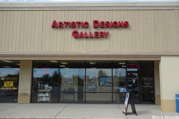 artistic-designs-gallery-exterior-photo-brownsburg