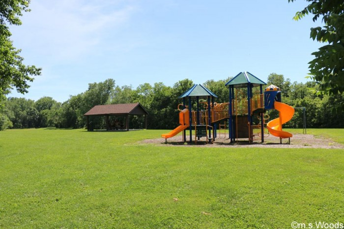 swing-set-and-picnic-shelter-in-rooker-run-park-mooresville