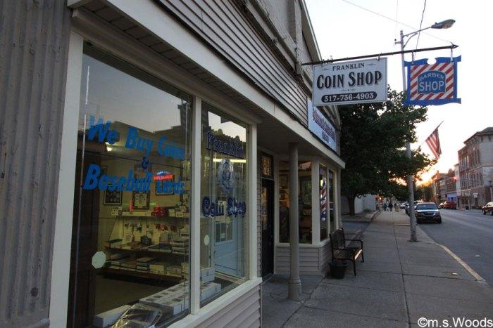 franklin-coin-shop