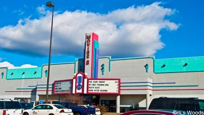 Cinemark 8 Movies greenwood indiana