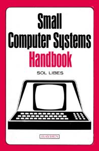 Small Computer Systems Handbook - Portada
