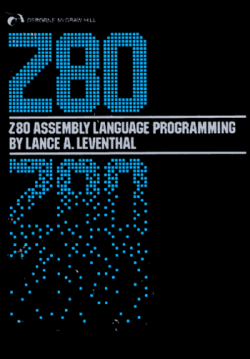 Z80 ASeembly Language Programming - Portada