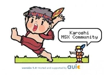 Karoshi MSX Community 5.0