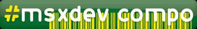 Logo de msxdev Compo