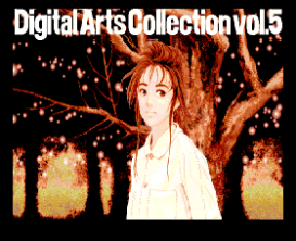 Digital Arts Collection vol. 5 (Connect Line, 1994)