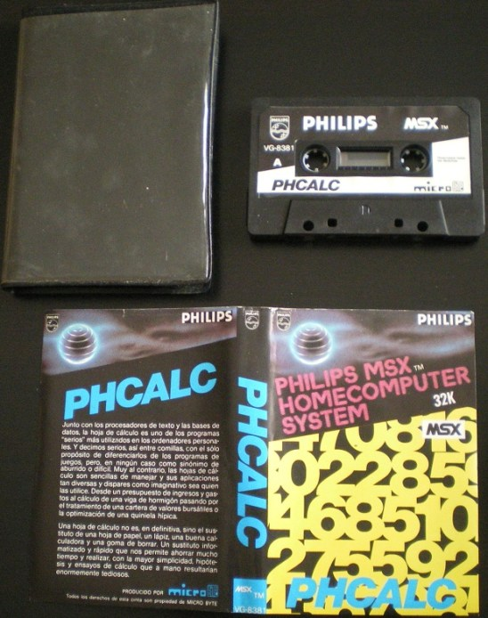 PHCalc (Philips, 1985)