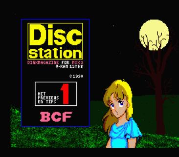BCF Disk Station #1 (BCF, 1990) (1)