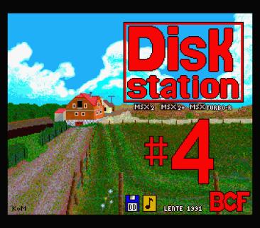 BCF Disk Station #4 (BCF, 1991) (1)