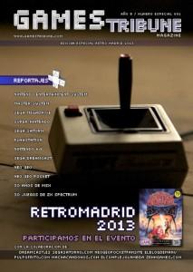Games Tribune especial RetroMadrid 2013