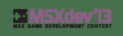 Logo de MSXdev13