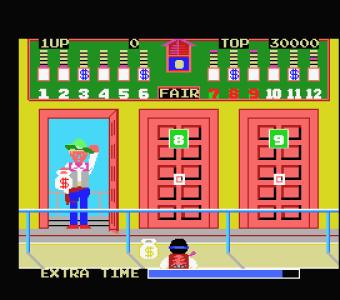 Bank Panic (SEGA, 1986)
