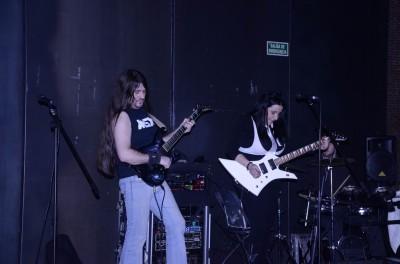 Crisis Alma en concierto - RetroMadrid 2013 (original de LexSparrow)