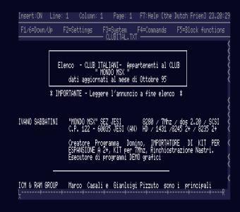 Mondo MSX (octubre 1995) (2)