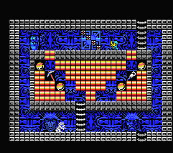 Kings Valley II (Konami, 1988) (2)