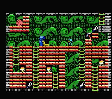 Kings Valley II (Konami, 1988) (4)